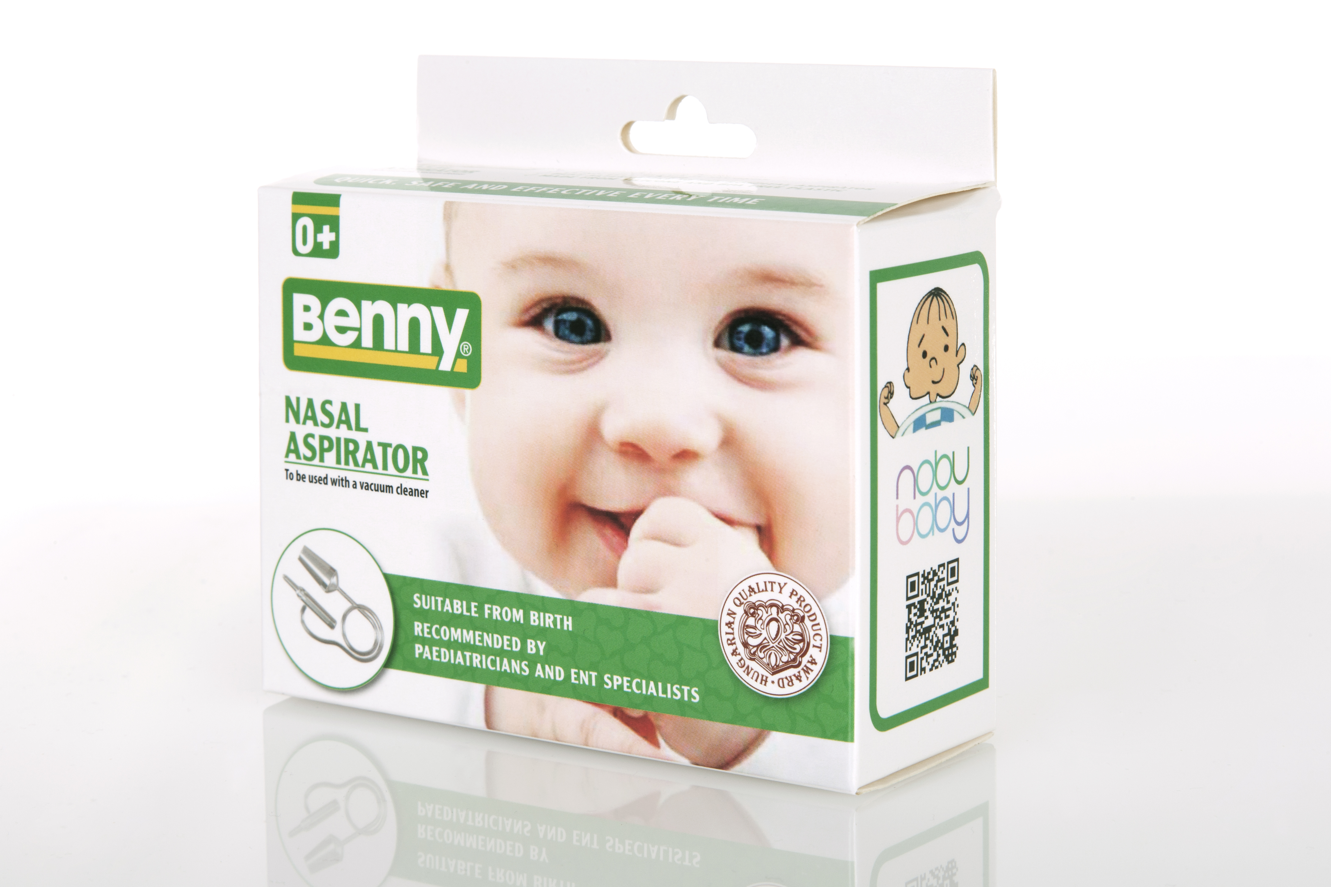 how to clean baby nose without aspirator