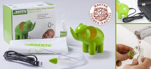 benny electric nasal aspirator